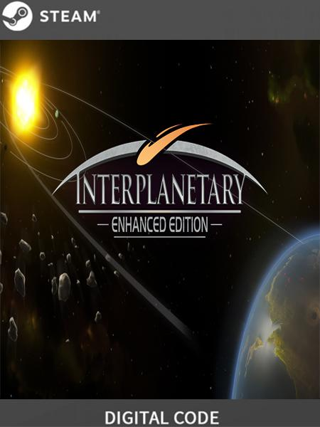 Interplanetary (Enhanced Edition) (Steam) - Steam Strategy |