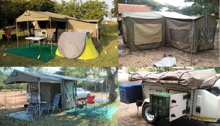 Jurgens xt camping trailer