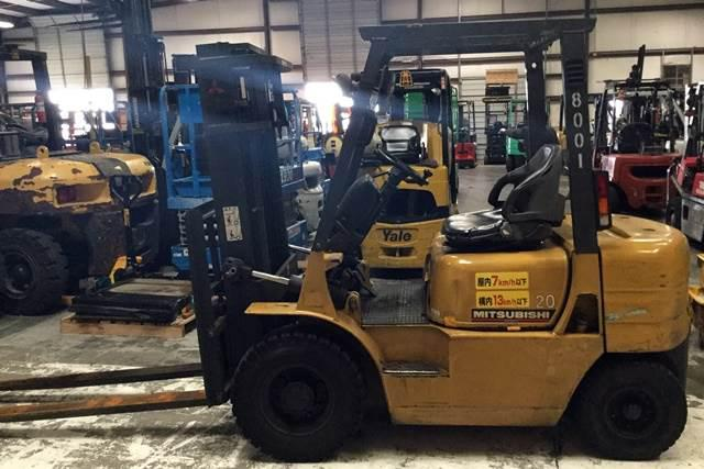 Mitsubishi FG20 for sale - the United States