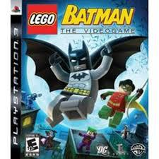 Ps3 lego batman the video game (hardly used, like new)