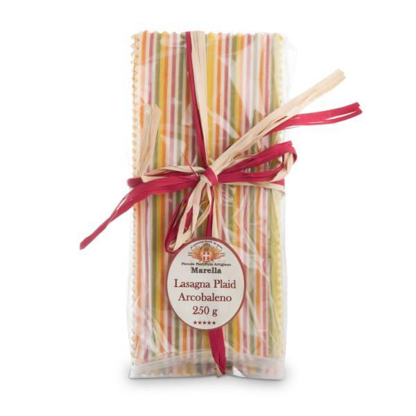 Pasta marella rainbow lasagne pasta sheets, 250g