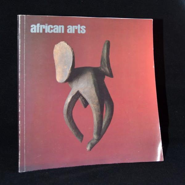 African arts - edited by donald j. cosentino and doran h.