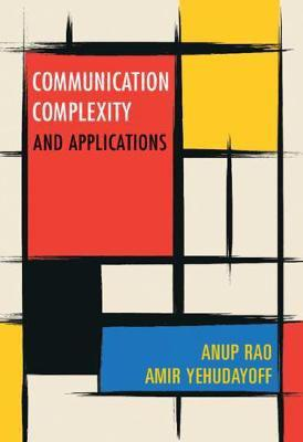 Communication complexity - and applications (hardcover)
