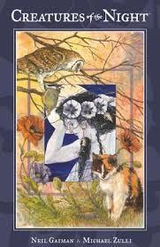 Creatures Of The Night (1st ed) - Gaiman, Neil & Zulli,