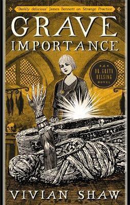 Grave importance - a dr greta helsing novel (paperback)