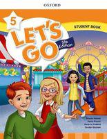 Lets go: level 5: student book (paperback, 5th revised