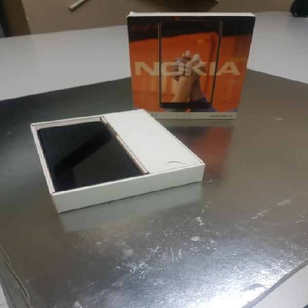 Nokia 6.1 /32gb / black copper/second hand /mint