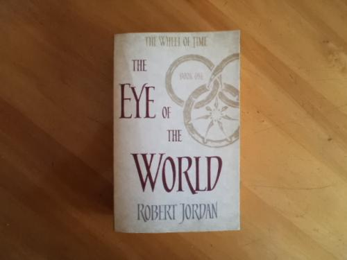 The eye of the world. book one of the wheel of time by