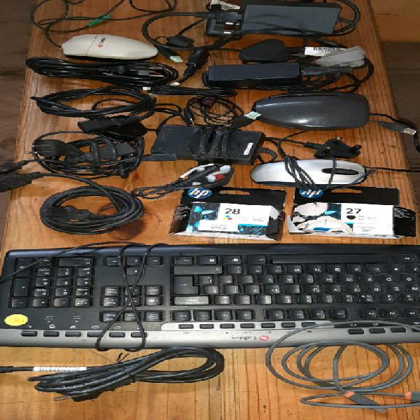 Assorted computer a cessories