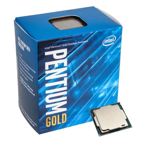 Intel pentium gold g5600 coffee lake socket lga1151 desktop