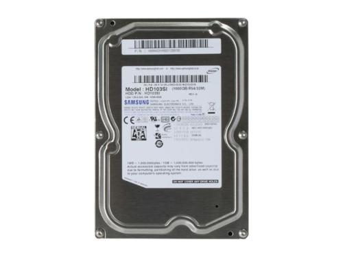 Samsung hd103si 1000gb 3.5 internal sata hard drive