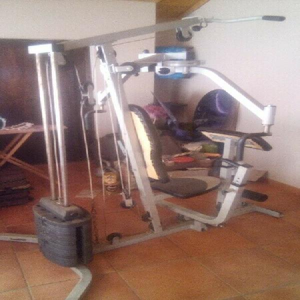 Trojan focus 360 home gym