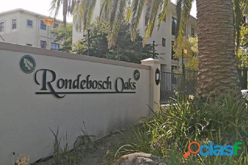 2 Bed Apartment in Rondebosch 7