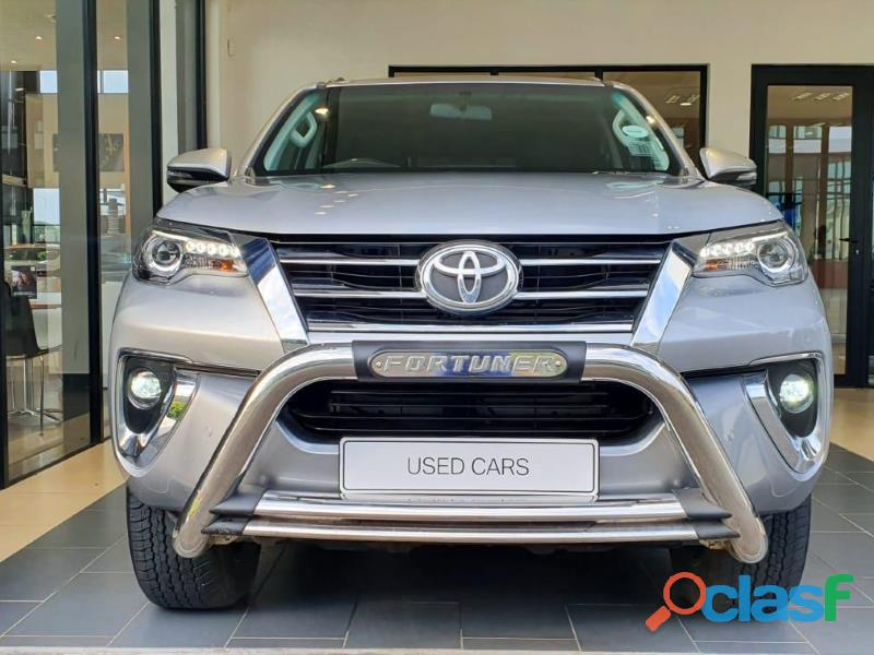 '19 Toyota Fortuner 2.8 GD   6 4X4 A/T