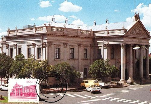 South africa - 1984 architecture definitive 11c additional