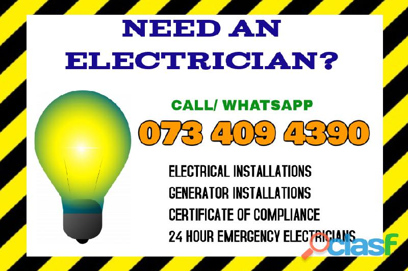 Electrical Contractor In Cape Town   Registered Electricians