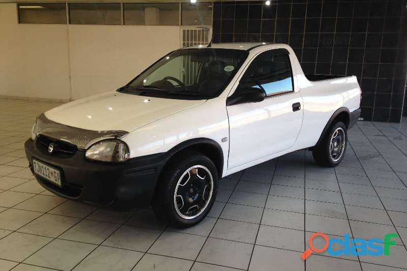 '04 Opel Corsa Utility 1.4i