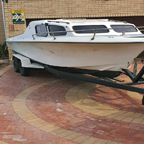 21ft baronet project