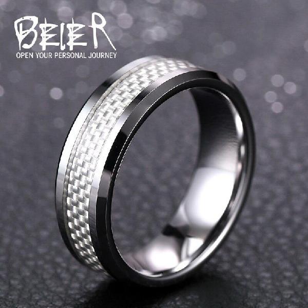 Beier new royal mens fashion charm engagement wedding