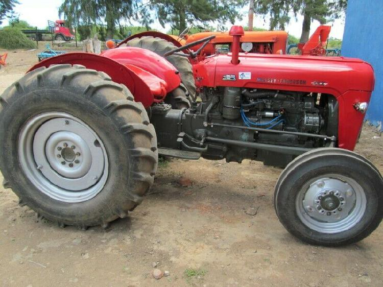 Massey ferguson 2x4 tractors (april special.) from: r56.350