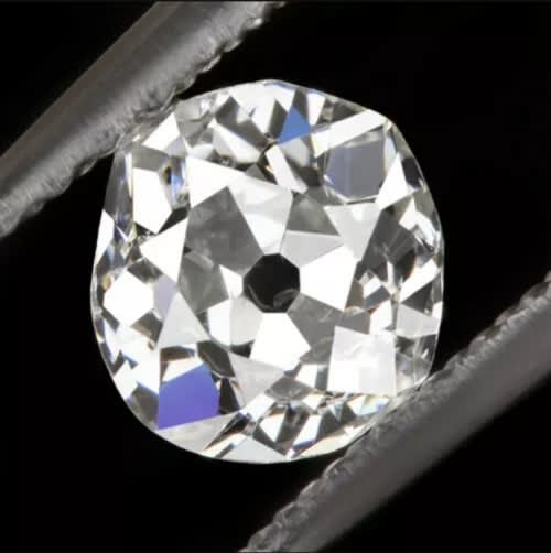 Vintage & antique collection | 1800s loose natural diamond |