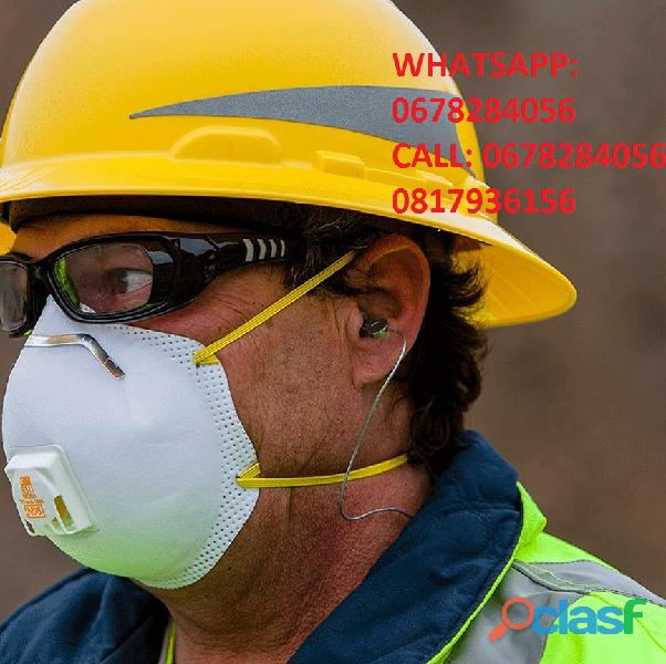 FFP2,3 / 3 ply masks (top quality control) 1