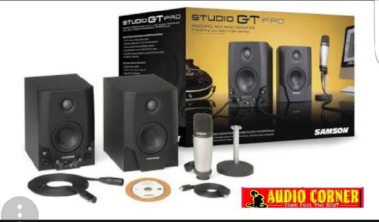 Samson studio box gt pro