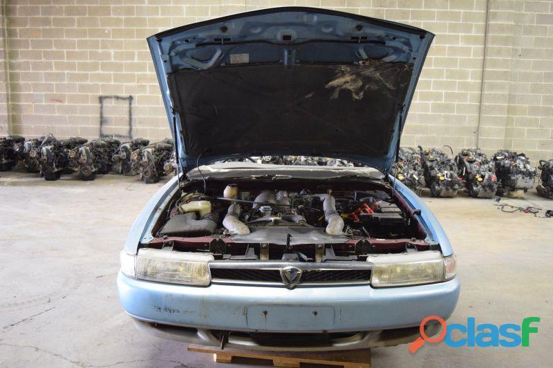 Jdm Mazda Cosmo Rhd Clips Turbo 3 Rotor 2.0l 20b Rotary Engine