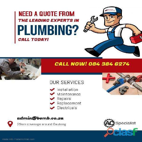 Need Expert Plumbers? 2