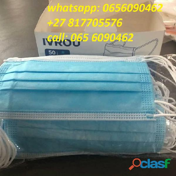 4,3 layer high density 3M N95 masks
