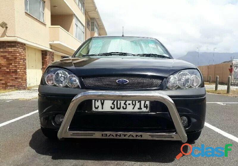 '09 Ford Bantam 1.6 XLT Montana