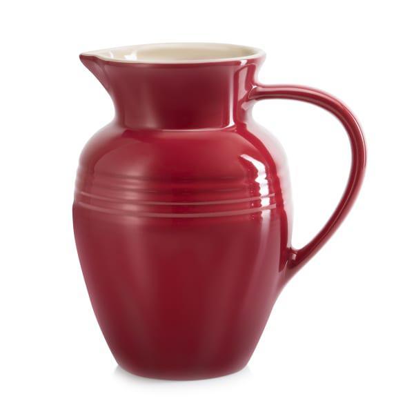 Le creuset stoneware large serving jug, 1.9 litre