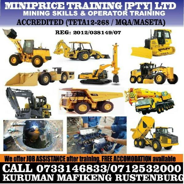 Machines school rdo drill rig lhd scoop dump truck excavator