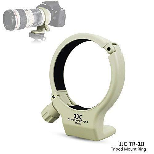 Jjc tripod collar mount ring for canon ef 70-200mm f/4l &
