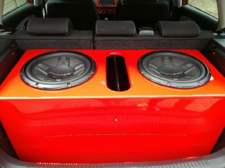 Car sound system for sale