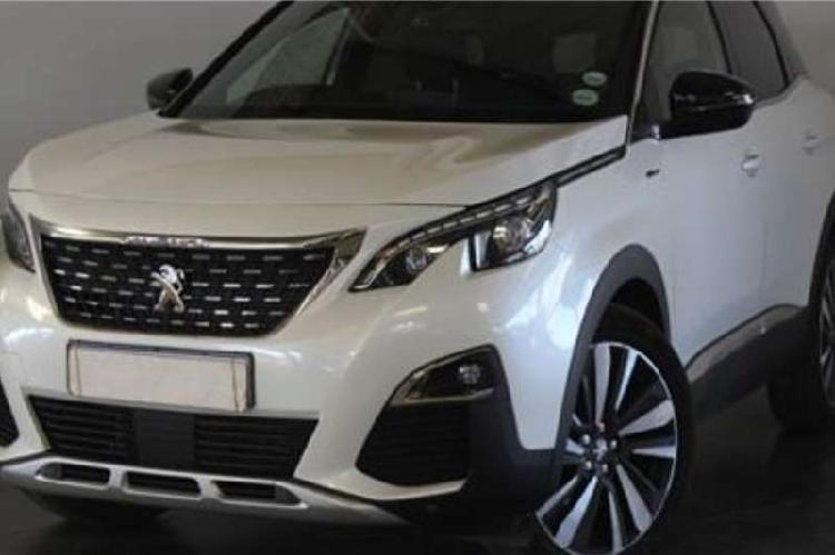 Peugeot 3008 1.6 thp gt line a/t (fire storm special) 2020