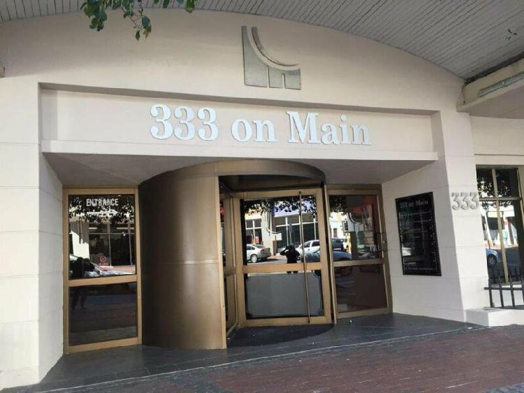 Commercial office for rent - 333 main street, tower