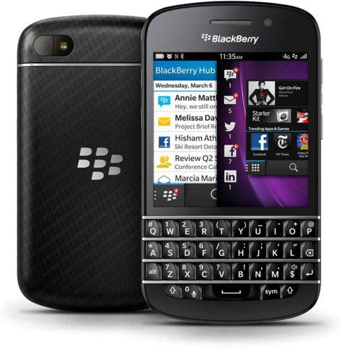Blackberry q10 whatsapp working as new + charger 10/10