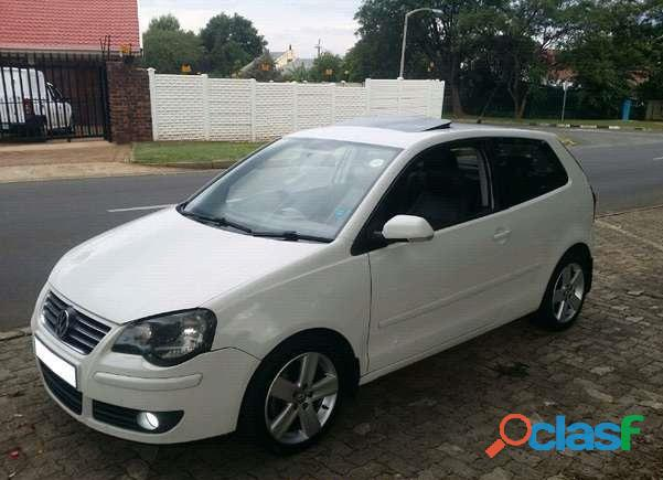 '07 volkswagen polo 1.9 tdi highline