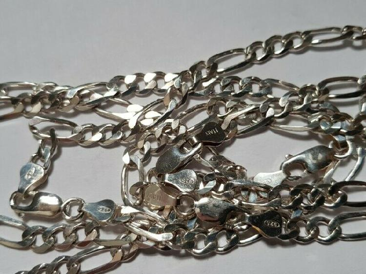 Ba342.925 silver mens bracelets