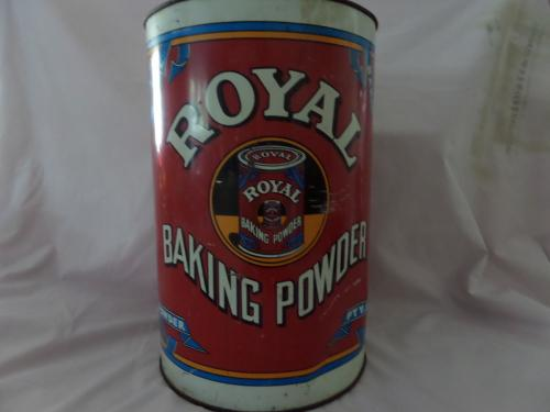 Huge very rare vintage antique royal baking power pty.ltd