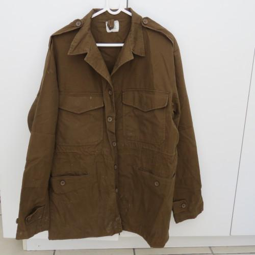 Sadf nutria bush jacket - size large - more sizes in