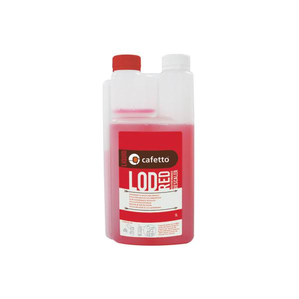 Cafetto lod red heavy duty liquid descaler, 1litre