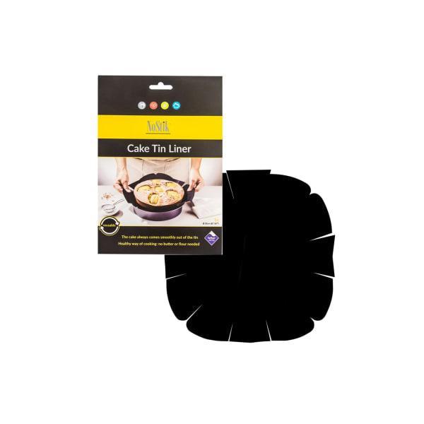 Nostik reusable non-stick cake tin liners