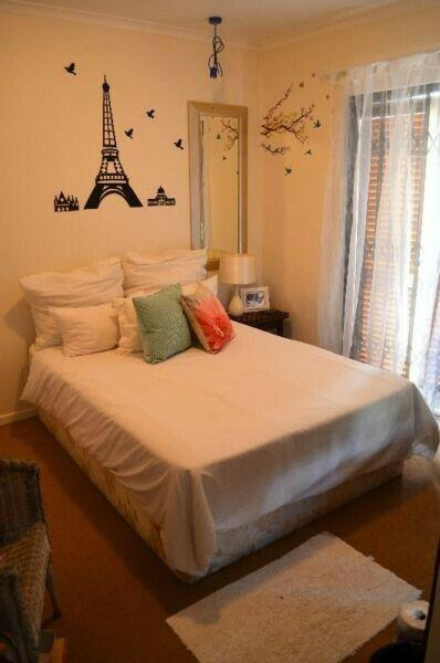Room available in lovely 3-bedroom home