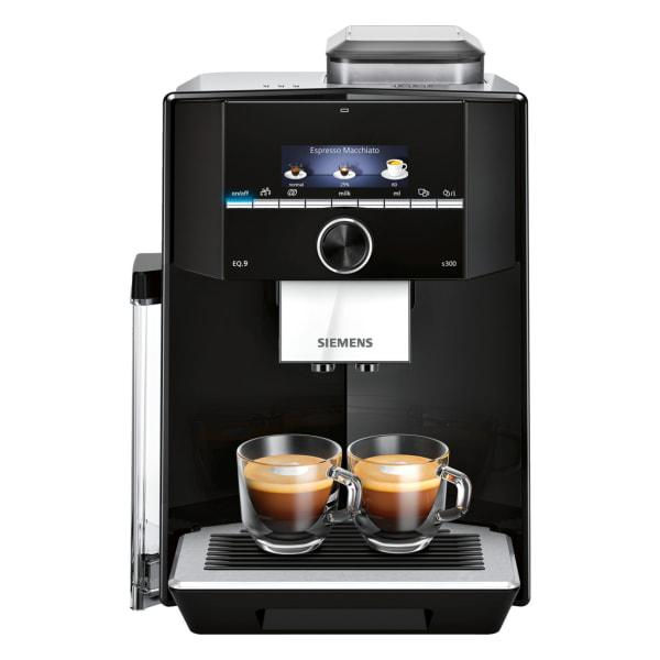 Siemens eq.9 s300 1500w fully automatic coffee machine