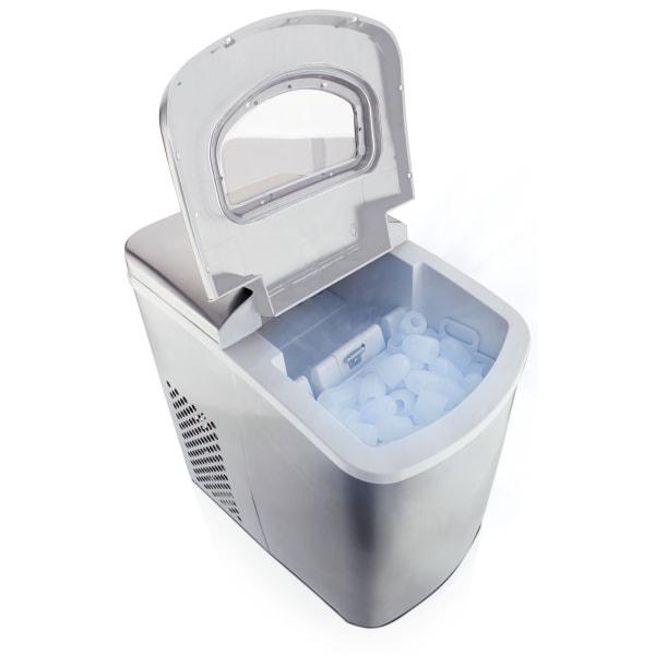 Taurus 12kg stainless steel ice maker