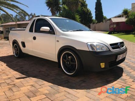 '09 Opel Corsa Utility 1.4i Club