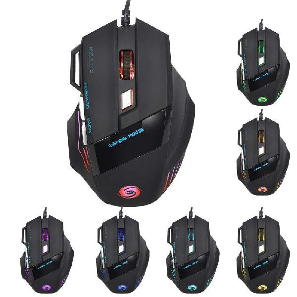 A868 mouse e-sports gaming mouse, ergonomic design, optical