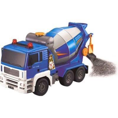 Double eagle r/c concrete mixer with battery & usb charger